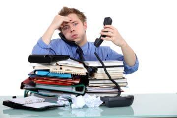Стресс у работника