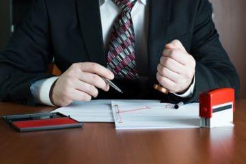 утверждение документов работодателем