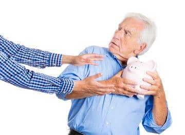 Выплаты из пенсии