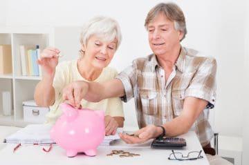 Большие выплаты из пенсии