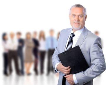 Компания с персоналом