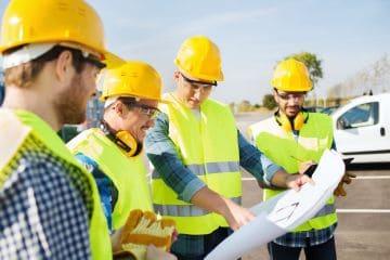 строительная бригада