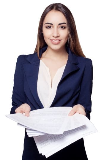 документы для оформления компенсации