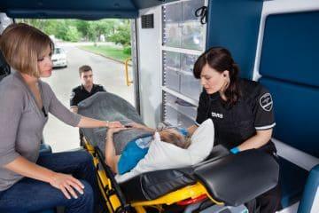 работа в скорой помощи