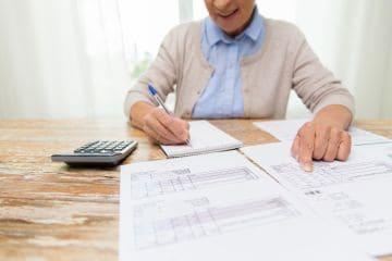 расчет размера доплаты к пенсии