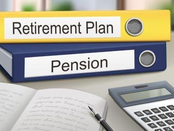 документы для получения пенсии военным