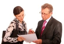 заявление в связи с выходом на пенсию