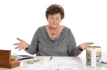 Заявление на оформление пенсии по возрасту образец