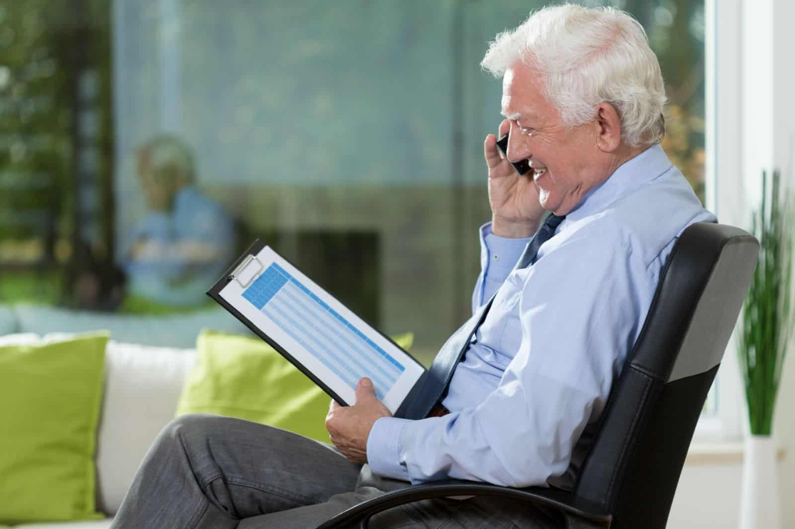 Правила приема документов на пенсию