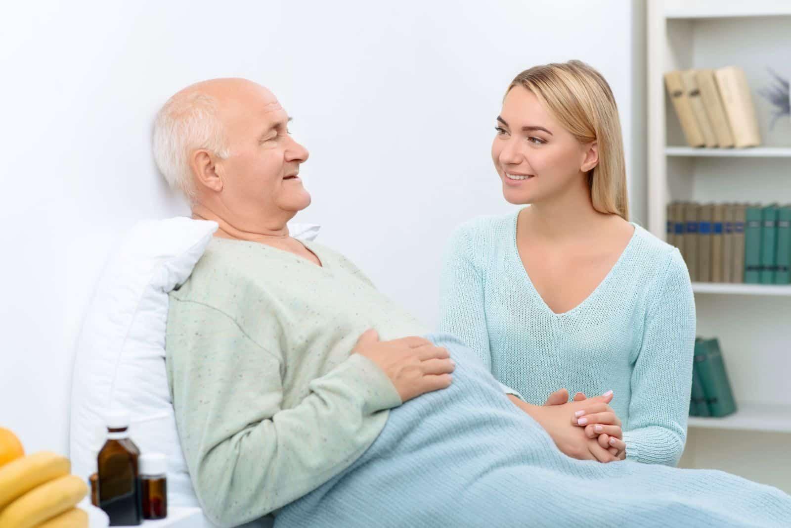 Пособия по уходу за больными родителями