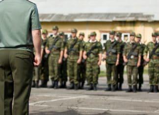 применение дисциплинарных взысканий к военнослужащим