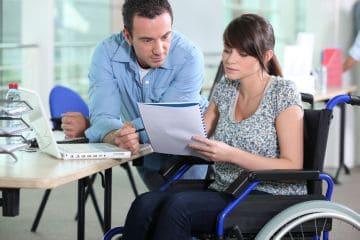 увольнение в связи с инвалидностью