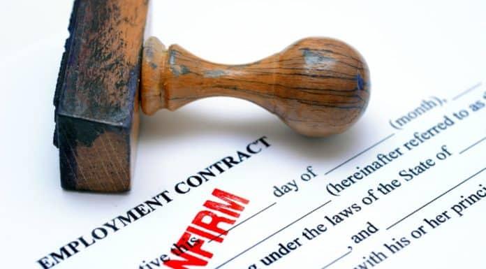 обязательные условия трудового договора