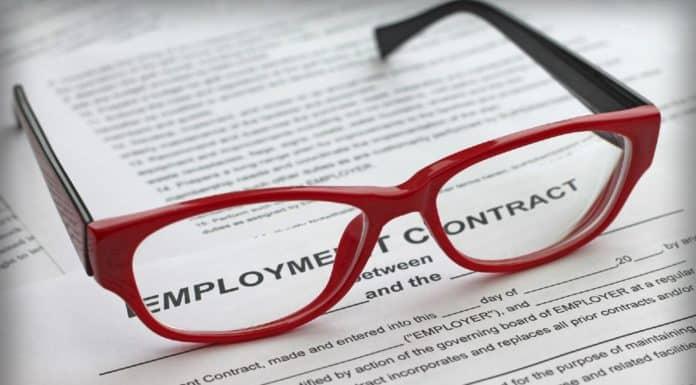 трудовое соглашение и трудовой договор разница