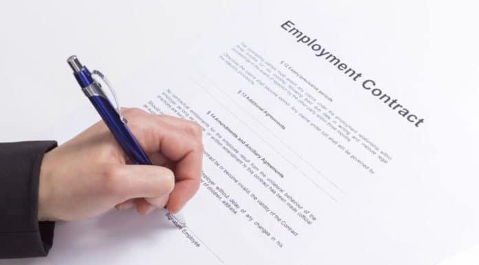 трудовой договор с несовершеннолетним работником