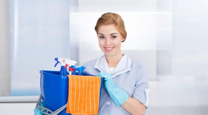 трудовой договор с уборщицей