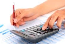 расчет подоходного налога