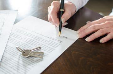 Договор приобретения недвижимости