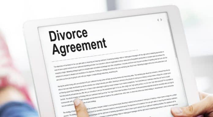 подать заявление в загс на развод через интернет