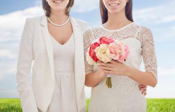 брак между женщинами