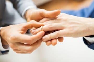 заключение брака между гомосексуалами