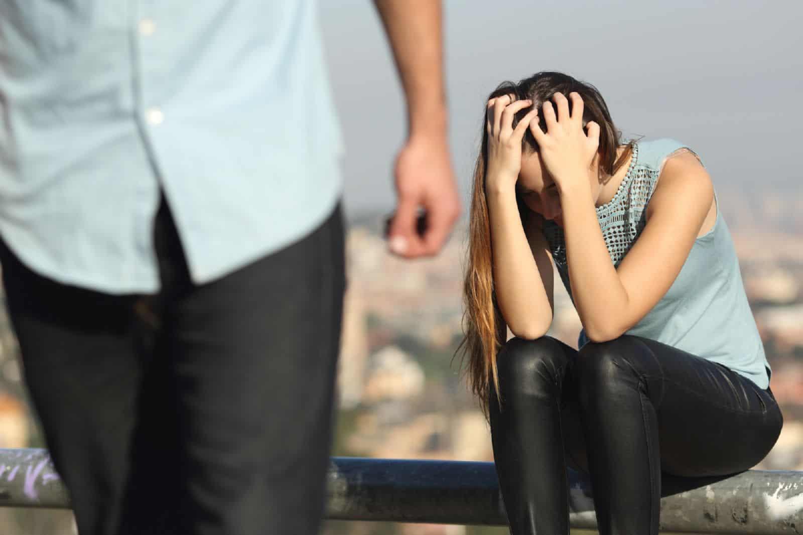 если муж ушел к другой и подал на развод снова