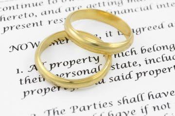 документы и кольца