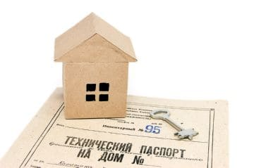 технический паспорт на дом и участок
