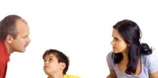 определение места жительства детей при разводе