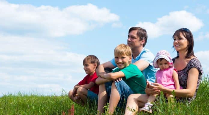 как получить землю за третьего ребенка