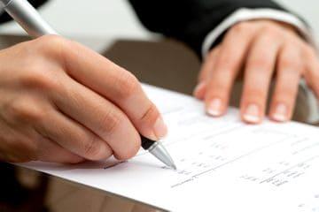 оформление документов на куплю-продажу