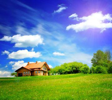 дарение дома с участком