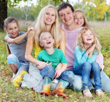 выделение земельных участков многодетным семьям