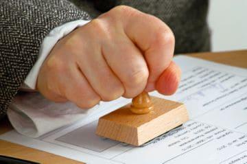 документы для установления сервитута