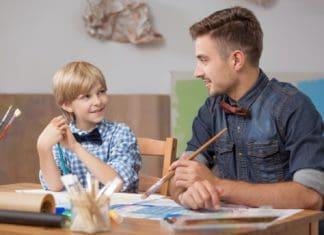 осуществление родительских прав несовершеннолетними родителями