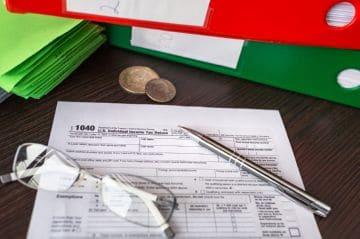 уплата земельного налога