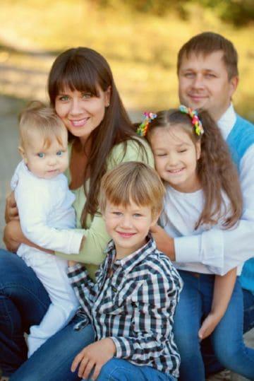 налоговые льготы для многодетных семей