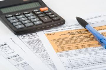 форма налоговой декларации