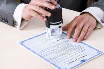 документы для оформления земельного участка