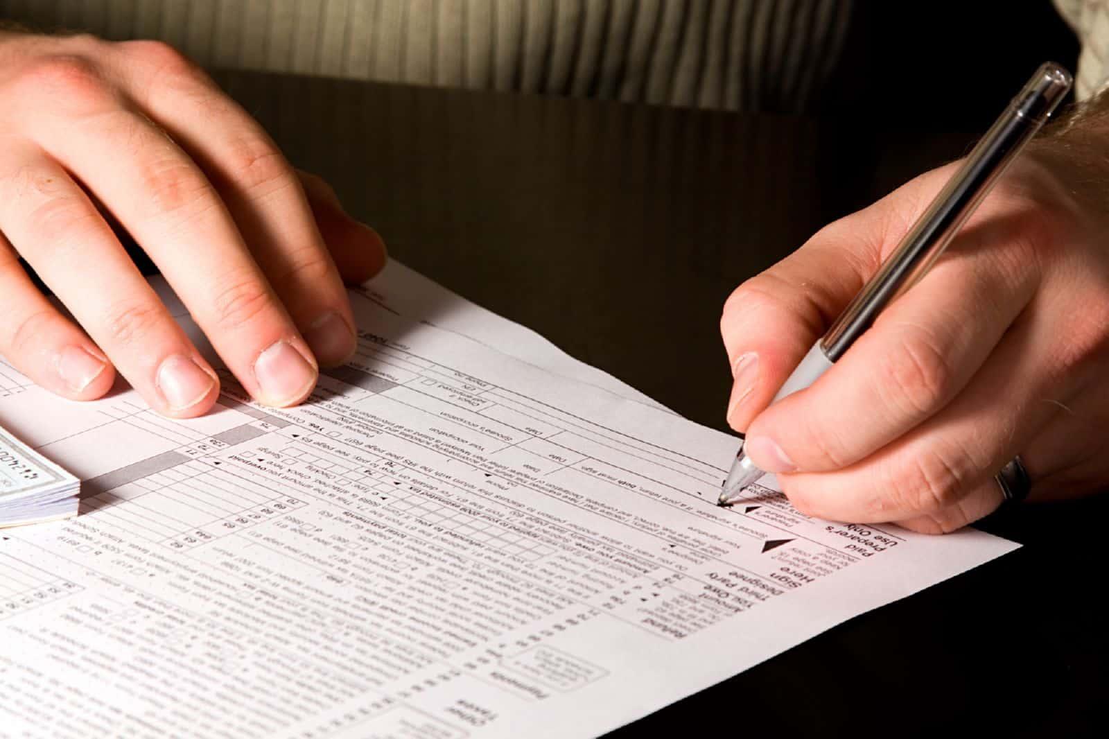 Организации будут сдавать меньше налоговых деклараций