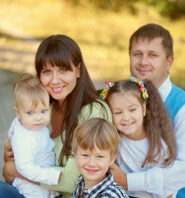 многодетным семьям