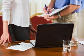 заполнение рабочих документов