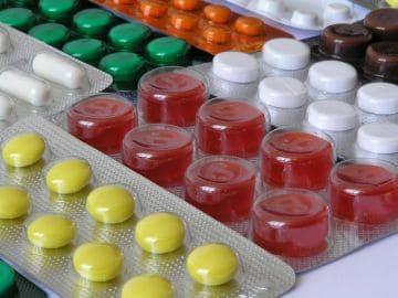 Затраты на лекрства