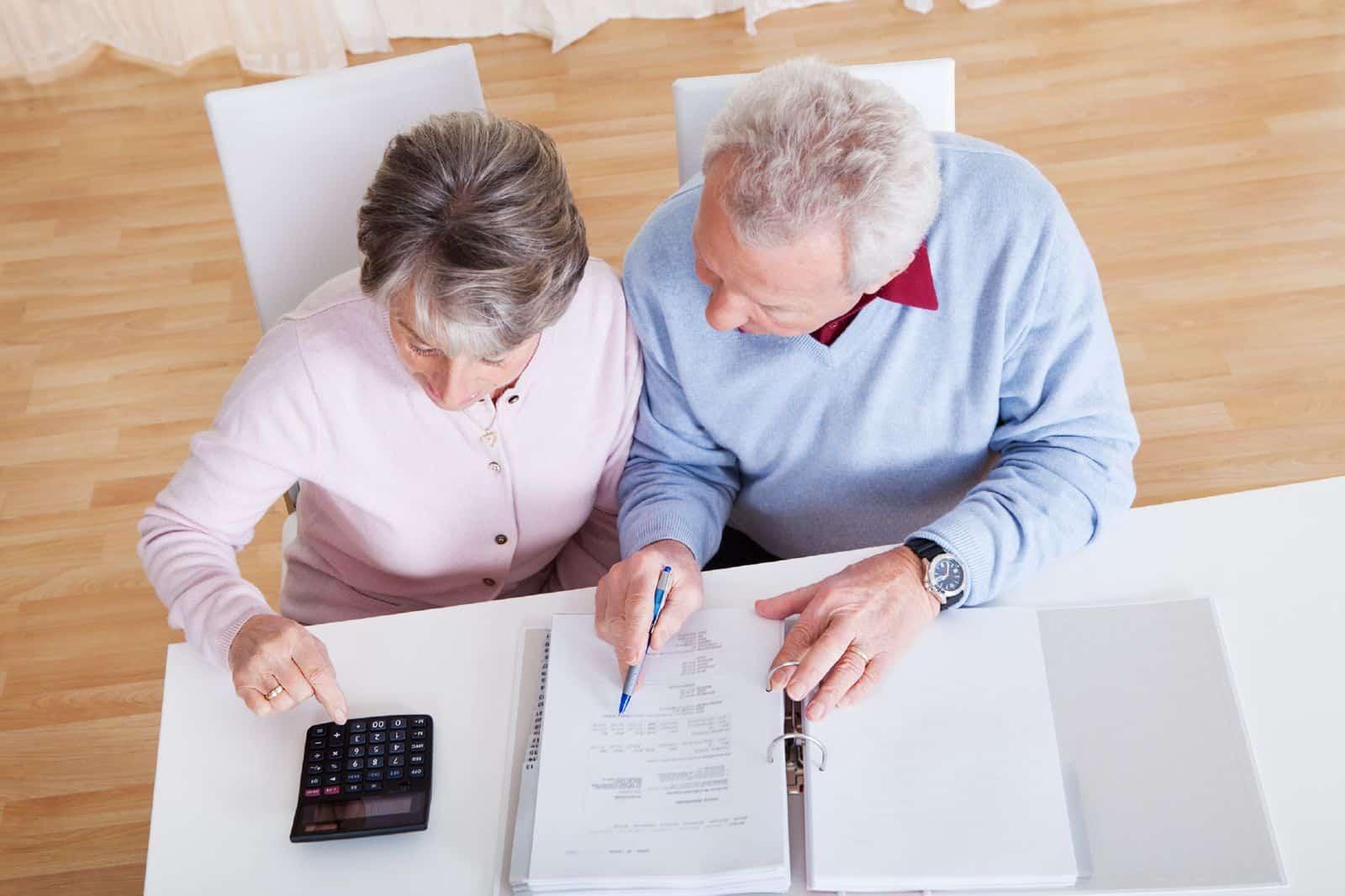 Накопительная часть пенсии алгоритм получения