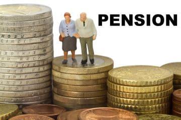 уровень пенсий в России
