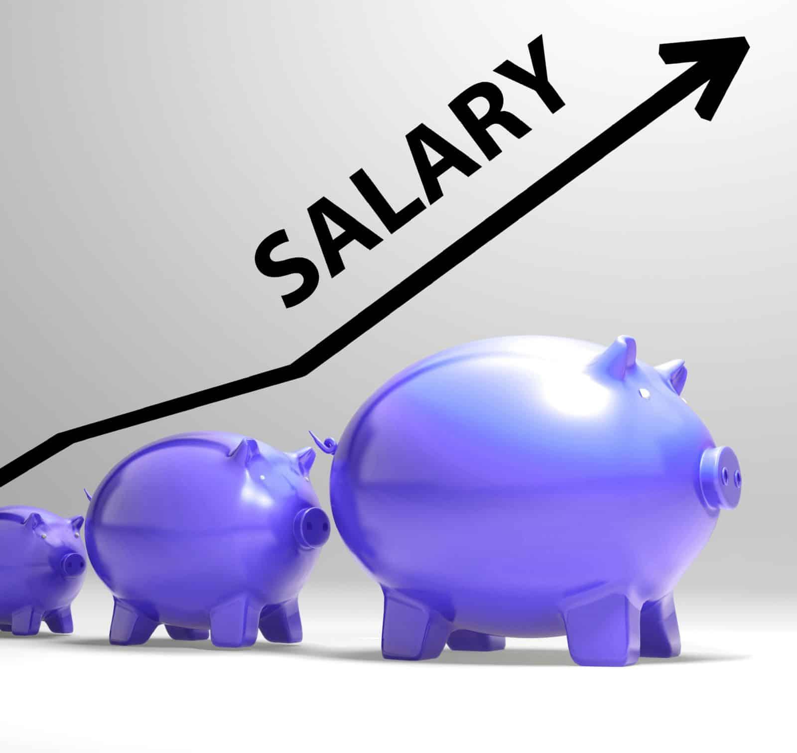 максимальный размер зарплаты в России