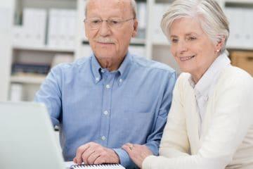 Люди на пенсии
