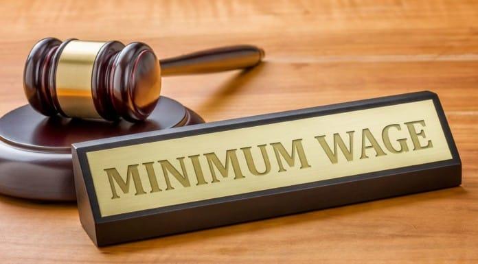 минимальный размер оплаты труда