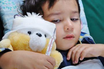 уход за больным ребенком