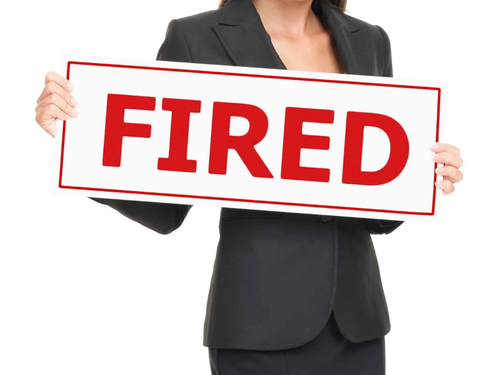 Как правильно уволить работника